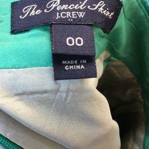 J. Crew Skirts - Jcrew Pencil skirt in double-serge wool